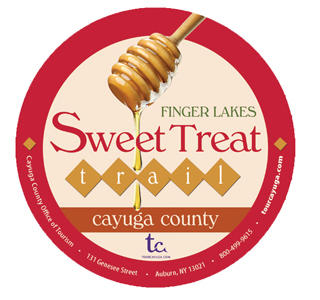 Sweet Treat Trail logo