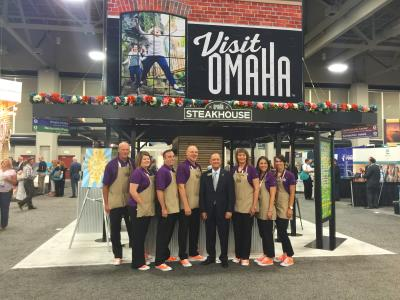 Visit Omaha ASAE Booth