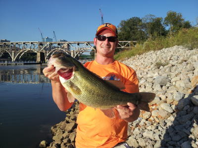 Bass Fishing Blog Pic