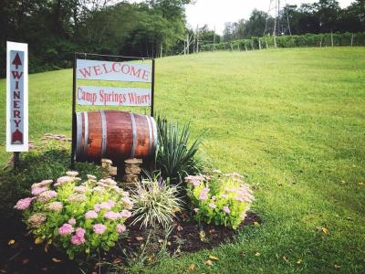 Camp Springs Winery