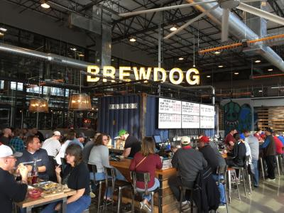 Brew Dog Brewery and Tap Room