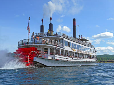 Lake George Steamboat - Photo by NYS ESD