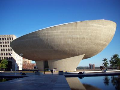 The Egg Performing Arts Center