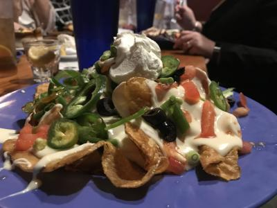Tip Top Nachos
