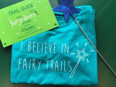 2018 Irish Fairy Door Trail Collateral
