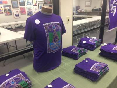 Blueberry Festival T-shirt 2018