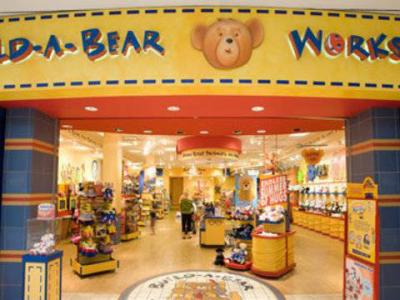 build-a-bear-eastview-mall-exterior
