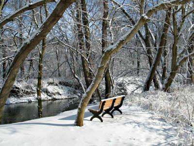 Winter at Hendricks County Parks