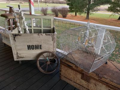 Antiques and Repurposed Treasures at Seek and Find