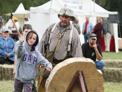 Fall River Rendezvous Event 2018