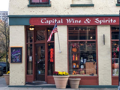 Capital Wine & Spirits