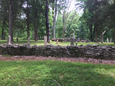Charlestown State Park Cemetery Hike