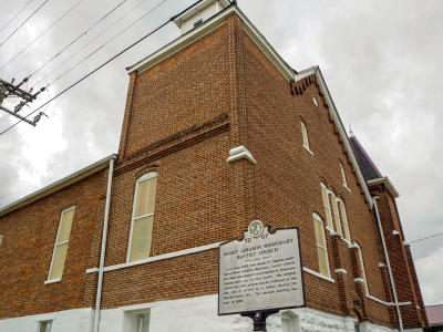 Mt Lebanon Missionary Baptist Church