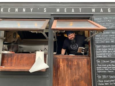 Food Truck - Kenny's Meat Wagon