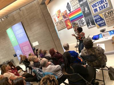 NYS Equal Rights Heritage Center Book Club
