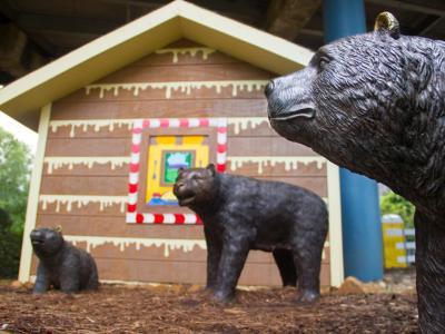 3 Bears Linky Stone Park