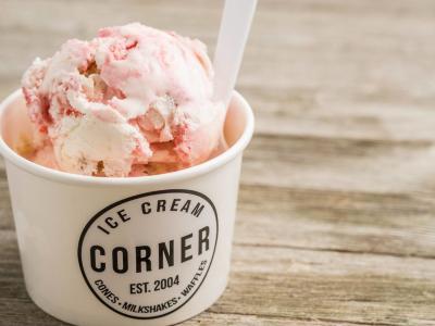 Ice Cream Corner in Gulfport