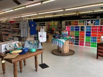 Craft Addict T-shirts in Sulphur