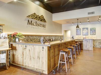McIntyre Tasting Room