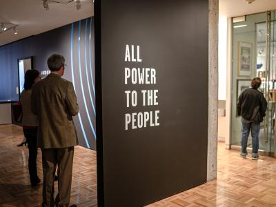Black Panther Party Exhibit at OMCA