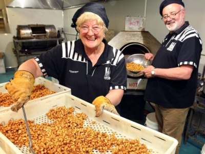 Morish Nuts Celebrates 25 years of Good Taste