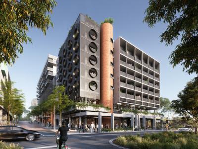 Nesuto Curtin Hotel to open in 2021