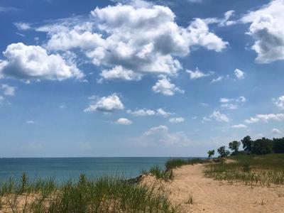 2019 Lake Michigan Sand Dunes Photo contest winner Jen Sepanski