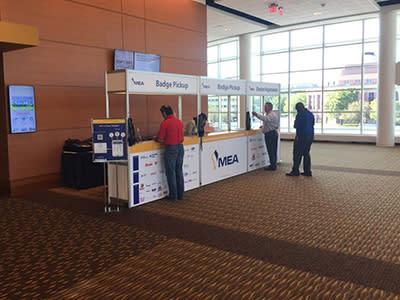 Convention-center-registration
