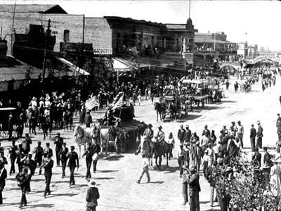main street 1909