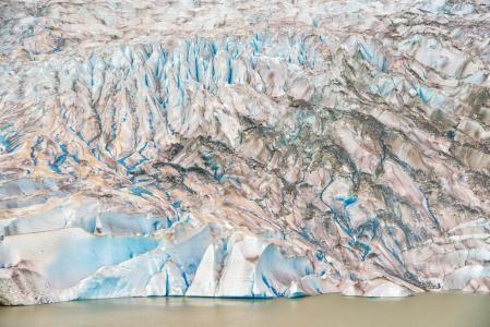 Aaron Theisen Glacier