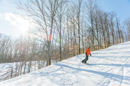 Skiing at Shanty Creek Resorts