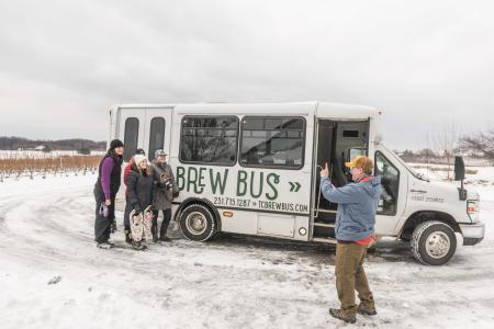 Brew Bus Tours