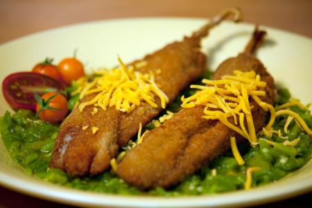 Chile Rellenos Green Chile