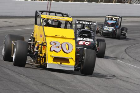 USAC racing at Lucas Oil Raceway