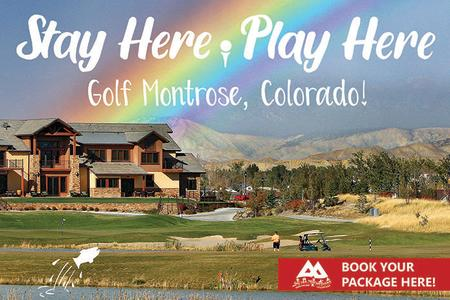 Book your Montrose Golf Package