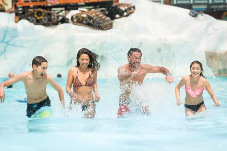 Indoor Waterpark Fun in the Pocono Mountains