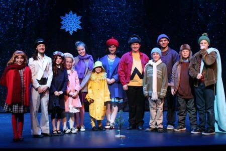 A Charlie Brown Christmas at Tacoma Musical Playhouse