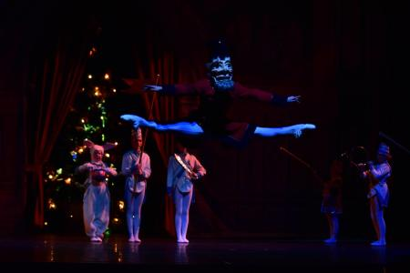 The Nutcracker and the Tale of the Hard Nut by Tacoma City Ballet
