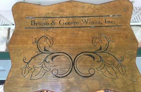 Bruno and George Winery