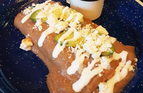Enchilada Amacate