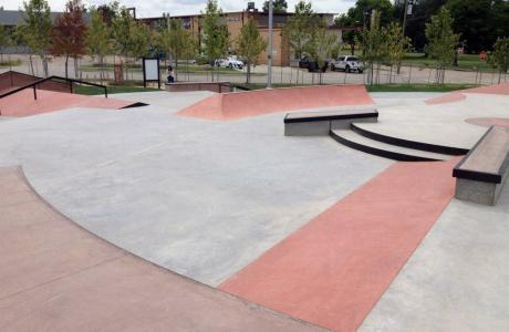 Beaumont Skate Plaza