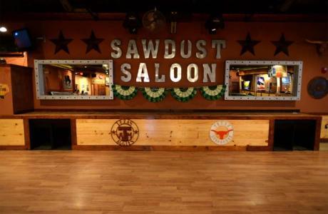 sawdust saloon