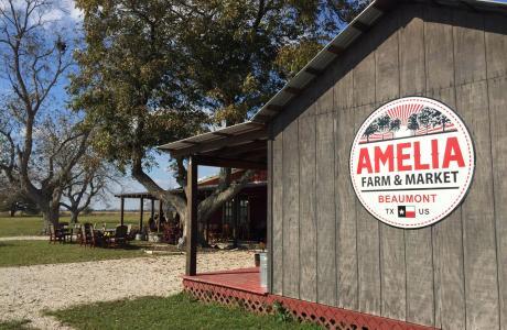 Amelia Farm & Market Exterior