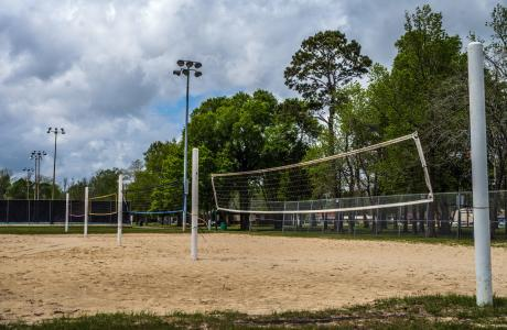 Beaumont Athletic Complex - Volleyball