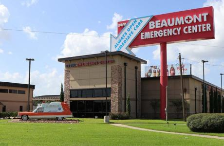 Beaumont Emergency center