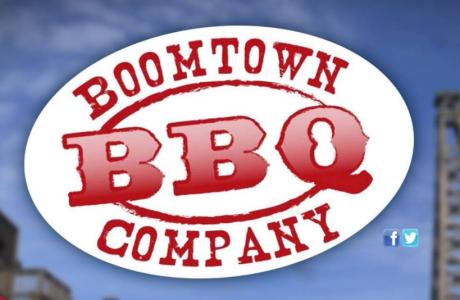 Boomtown BBQ Logo