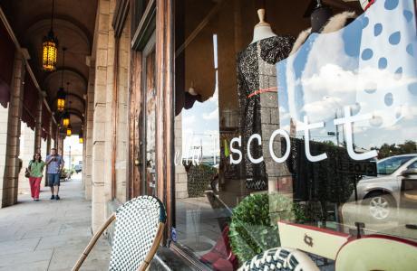 Ella + Scott Exterior