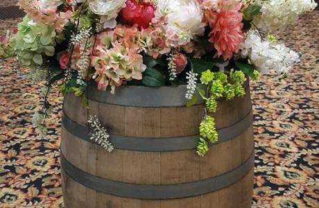 Flower Barrell
