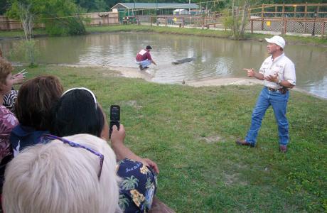 Gator Country Adventure Park