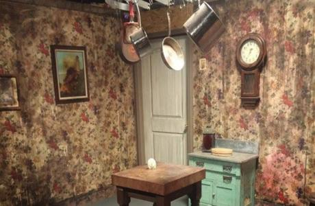 The Haunted Hotel Experience Room